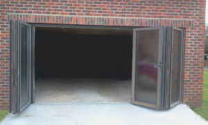 garage door replacement  Riverside